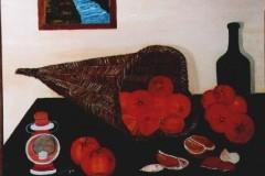 Natura morta con aranci