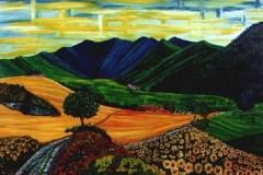 Paesaggio Rurale verso Monghidoro