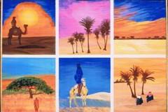 Ricordi di vacanze in Africa 1