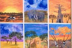 Ricordi di vacanze in Africa 3